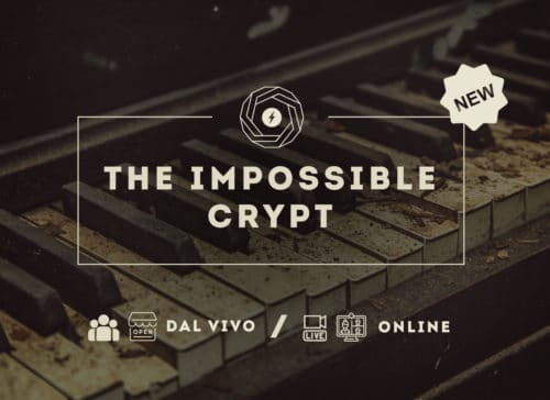 escape room online video nuova the impossible crypt