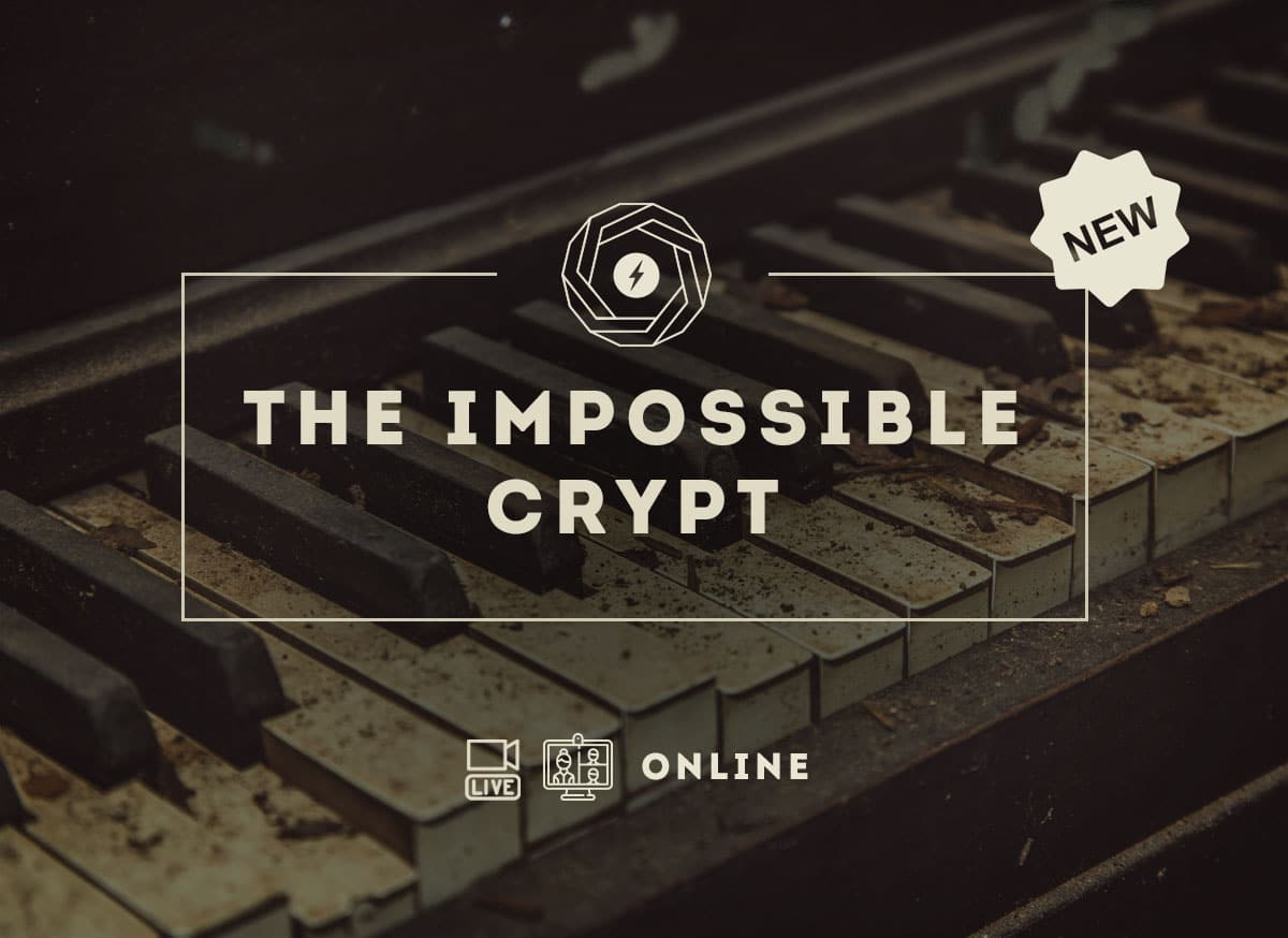 escape room online video nuova the impossible crypt livestreaming