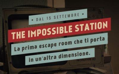 La prima escape room che ti porta in una nuova dimensione