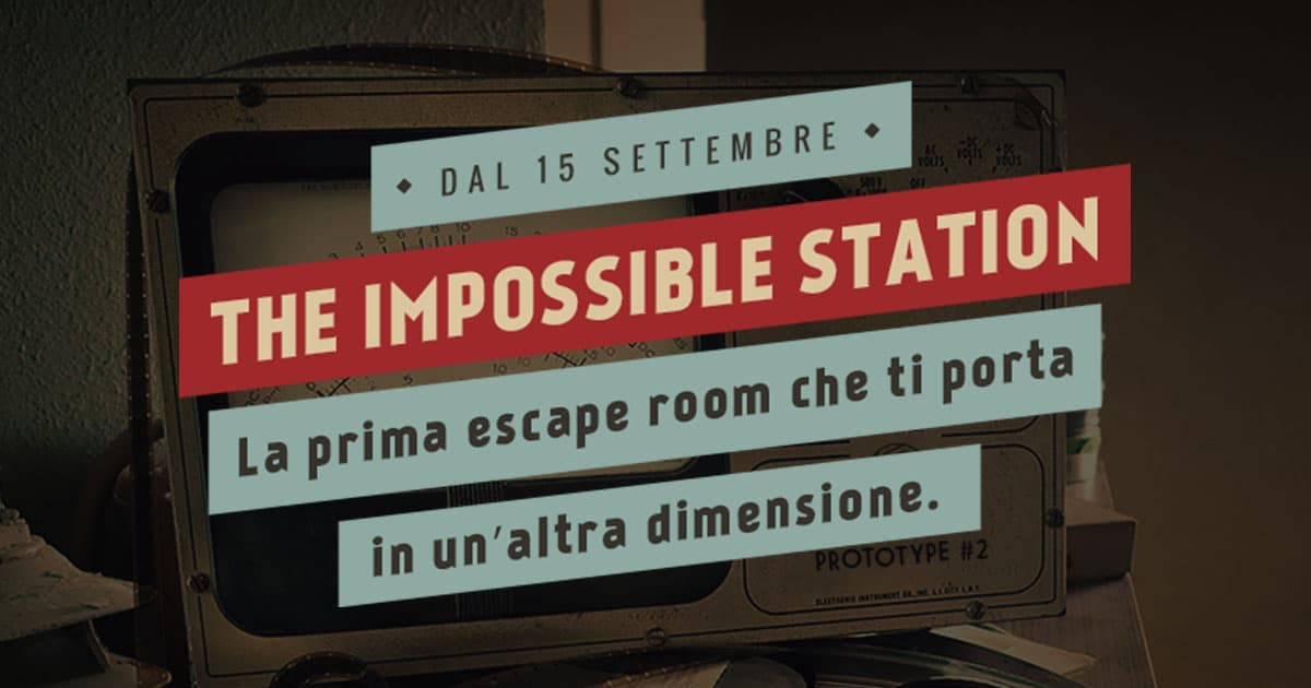 facebook la prima escape room che ti porta in un altra dimensione