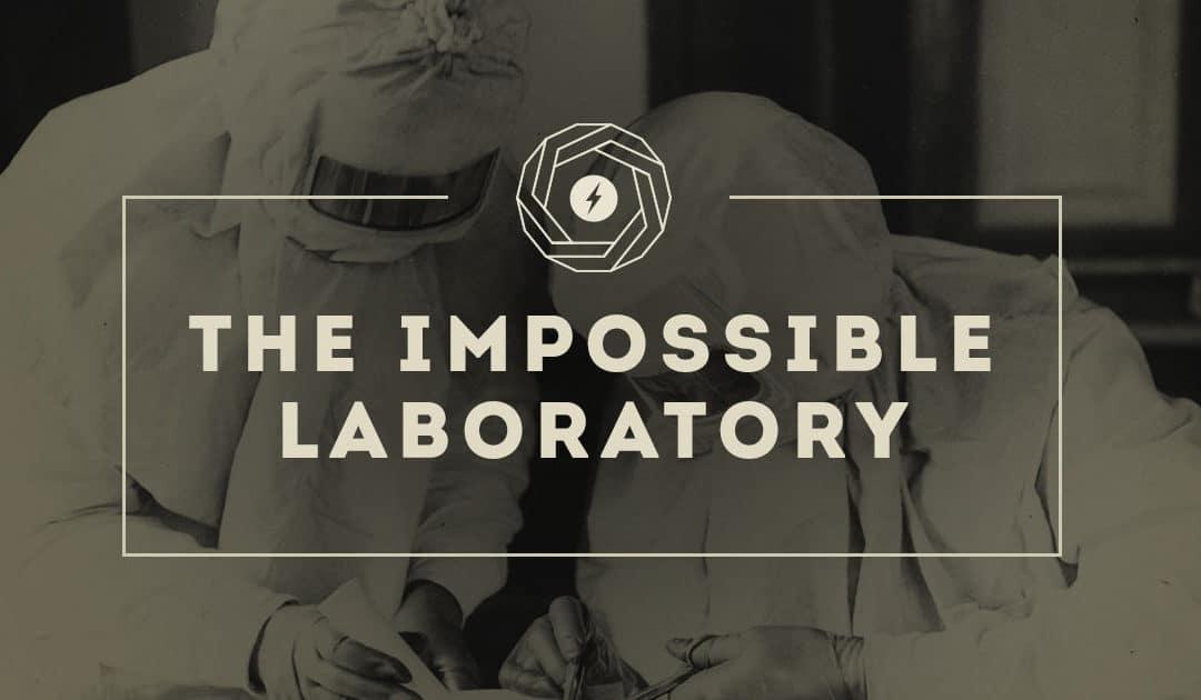 The Laboratory, il secondo episodio dell'avventura