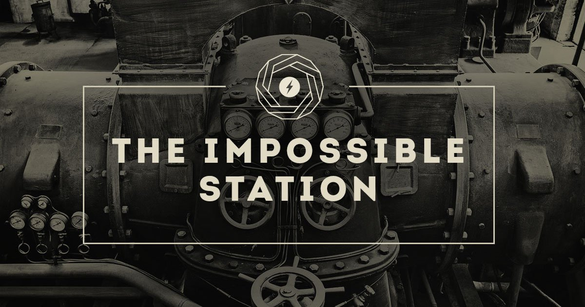 facebook the impossible station escape room