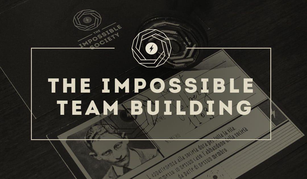 Team Building Escape Room, il training aziendale della Society