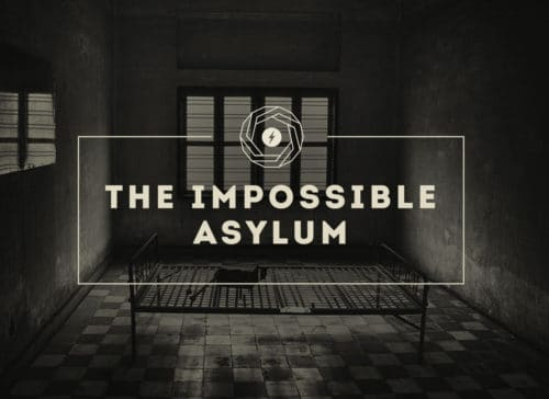 the impossible asylum manicomio prigione cella escape room milano