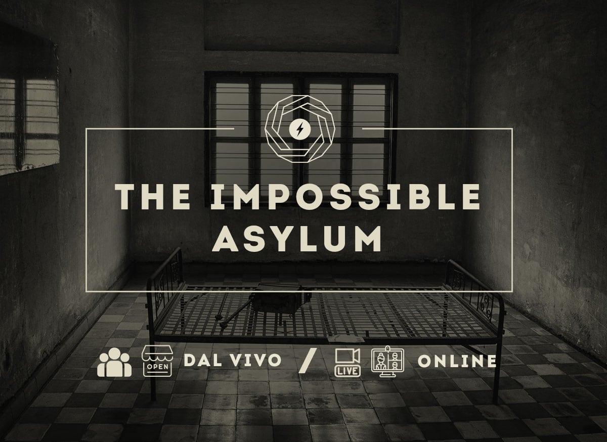the impossible asylum manicomio prigione cella virtual live video cam escape room