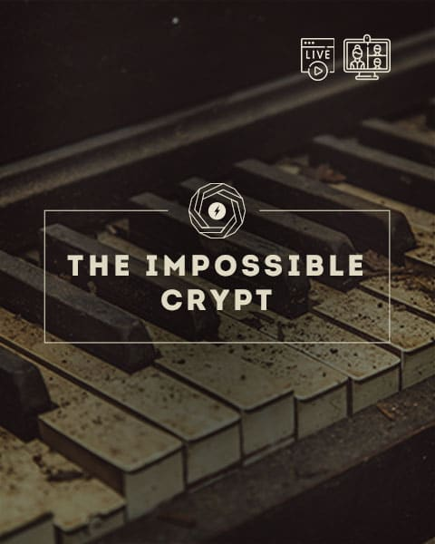 the impossible asylum escape room online live streaming milano