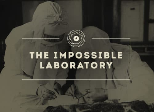 the impossible laboratory lab clinica laboratorio esperimenti escape room milano