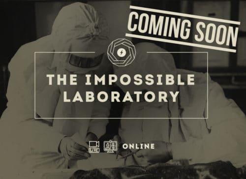 the impossible laboratory video escape room lab clinica il laboratorio esperimenti coming soon