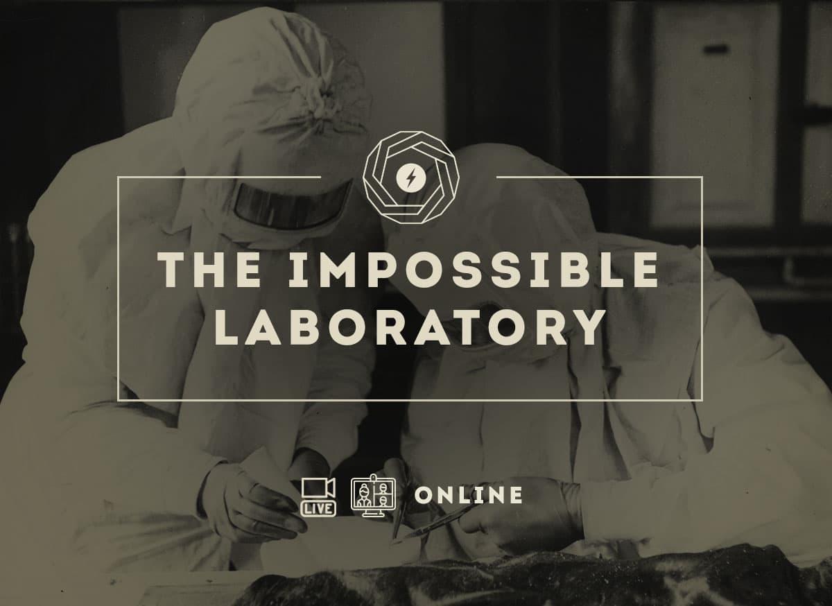 the impossible laboratory video escape room lab clinica il laboratorio esperimenti