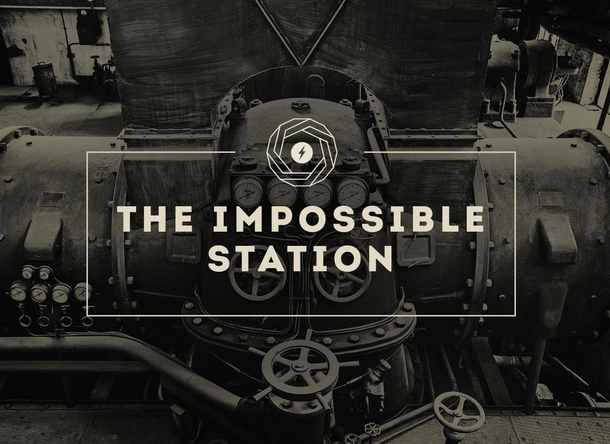the impossible station stanza interattiva esperimento fisica tecnologia tecnologica escape room milano